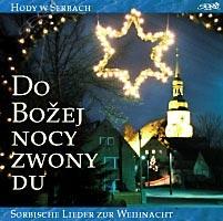 """CD """"Do Božej nocy zwony du"""""""