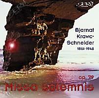 """CD """"Missa solemnis"""" (Eterna) – Messe für Chor und Orgel"""