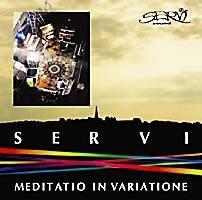 "CD ""SERVI - Meditatio in variatione"" (electronics & theremin)"