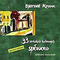 "CD ""Bjarnat Krawc: 33 sorbische Volkslieder"" – special edition"