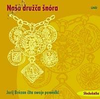 """CD """"Naša družča šnóra"""", es liest Jurij Brězan (Hörbuch)"""