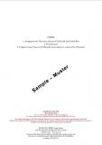 K.A. Kocor: Kantilena 3, bearb. für Theremin und Streichquartett (Klavier) – Download