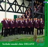 "CD ""Serbski muski chór DELANY"